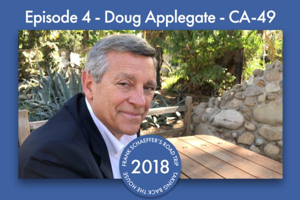 Meet Doug Applegate
